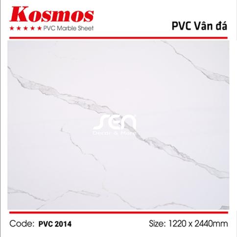 Tam nhua PVC Kosmos 2014