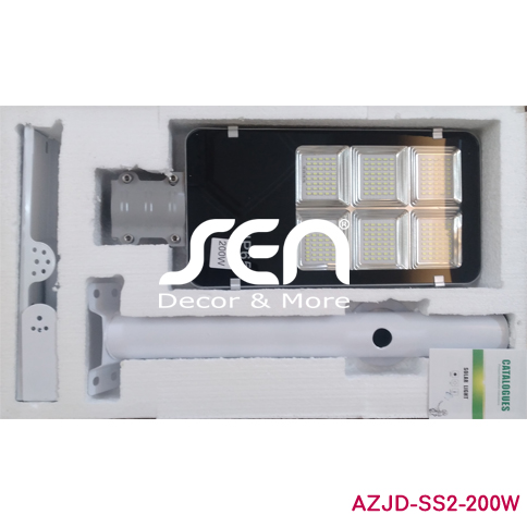 Den Led 3E AZJD-SS2-200W 01