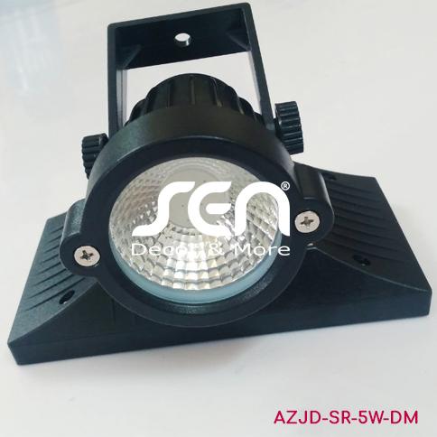 Den Led 3E AZJD-SR-5W-DM 03